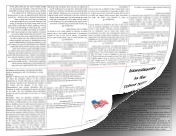 Amendments To Constitution Foldable Booklet Founding Document